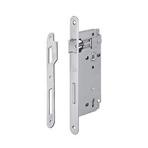 מנעול מפתח עם לשונית ובריח, דגם 591P_מנעולים לדלתות-377