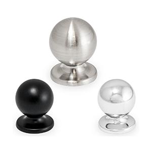 ידית כפתור מודרנית, דגם 604_ידיות כפתור-291