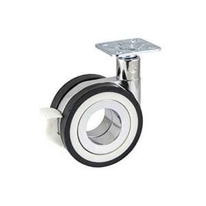 גלגל עם פלטה ומעצור, דגם KOOEB75-13187