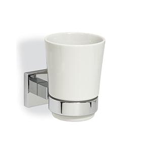 כוס לחדר אמבטיה, תלויה, דגם PL22_סדרת Plana לאמבט-352