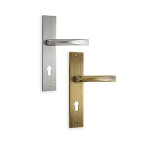 ידית פלטה לדלת, דגם A260_ידיות לדלתות פנים וחוץ-289