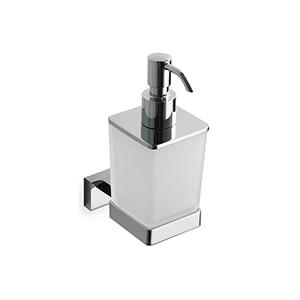 מיכל לסבון נוזלי, תלוי, דגם LA1306_סדרת Lara לאמבט-356