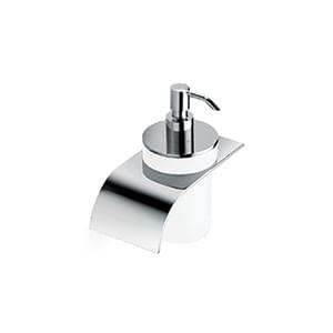 מיכל עגול לסבון נוזלי, תלוי, דגם LE3306_מיכלים לסבון נוזלי-663
