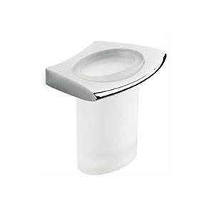 כוס זכוכית מהודרת לחדר אמבטיה, דגם B2802_סדרת Land לאמבט-359