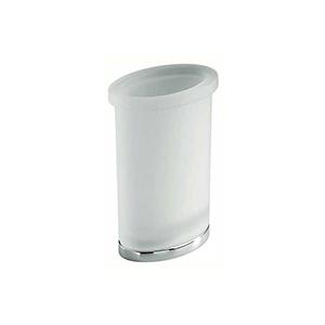כוס זכוכית מונחת לאמבטיה, דגם B2841_סדרת Land לאמבט-359