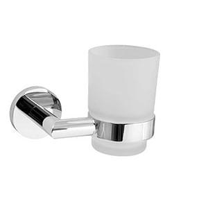 כוס זכוכית תלויה לאמבטיה, דגם MS22_סדרת Simple לאמבט-354