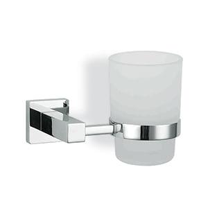 כוס זכוכית לחדר אמבטיה, דגם B2541-7142