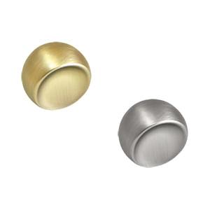 ידית כפתור בעיצוב מודרני, דגם 0374_ידיות כפתור-291