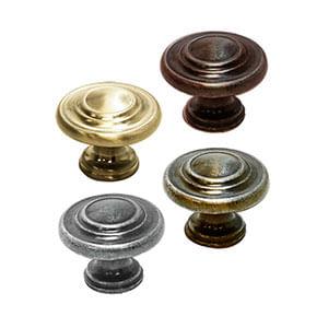 ידית כפתור וינטאג' כפרי, קוטר 32, דגם 1999_ידיות כפתור-291