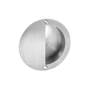 ידית שקועה עגולה לדלת, דגם FH002_ידיות לדלתות פנים וחוץ-289