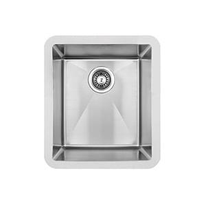 כיור מטבח עשוי נירוסטה, אגנית אחת, דגם PRFE200_כיורים למטבח-457