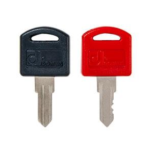 מפתח למנעול מגירה, דגם D138_מנעולים למגירות-621