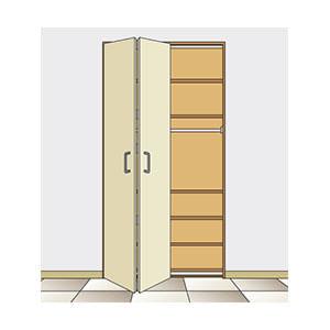 קיט הרמוניקה לדלת כבדה, עד 15 ק