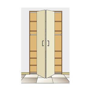 קיט הרמוניקה לדלת כבדה, עד 10 ק