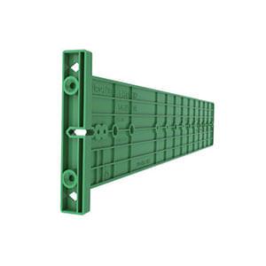 שבלונה מפלסטיק להתקנת מסילות SCALA, דגם SC991346_מוצרי GRASS-629