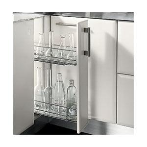מתקן צד 2 קומות נשלף, דגם ELQM5_מתקנים נשלפים למטבח-634