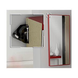 מתקן סמוי מתכוונן לתליית מראות ופנלים,דגם 341203_מערכות לתליית ארונות-552