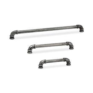 ידית לריהוט בצורת צינור, דגם I9547_ידיות ברזל-686