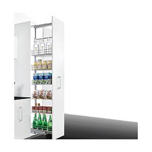 מתקן מזווה עם שליפה מלאה ובלימה, דגם 915A/912A/910A_מזווים למטבח-513