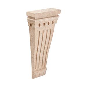 כרכוב מעוצב עשוי עץ, דגם WD25_אלמנטים מעץ לריהוט-405