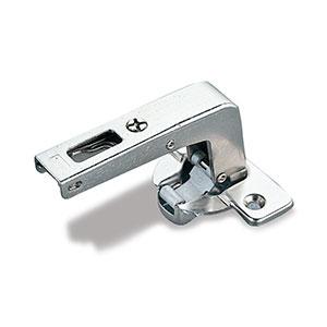 ציר ישר שטוח ללא קפיץ לדלת מזנון, כולל תושבת וכיסוי, דגם KIMANA-24554