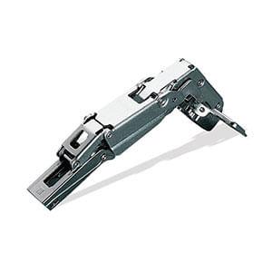 ציר ישר – זוית פתיחה 165°, הרכבה ברגים, דגם C2AFA99-16546