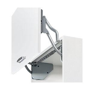 מנגנון פתיחה מקבילית לדלת מיקרוגל, עם סגירה שקטה לדלת ברוחב 600 עד 800 מ