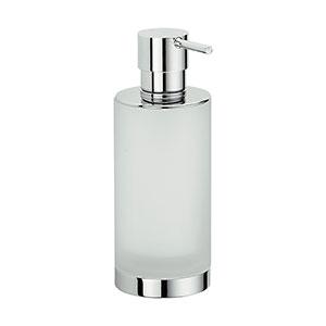 מיכל שולחני לסבון נוזלי,דיספנסר, דגם B9324_סדרת Nordic לאמבט-362