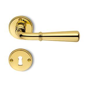 ידית יוקרתית לדלת בעיצוב עתיק, דגם KAC11B_ידיות לדלתות פנים וחוץ-289