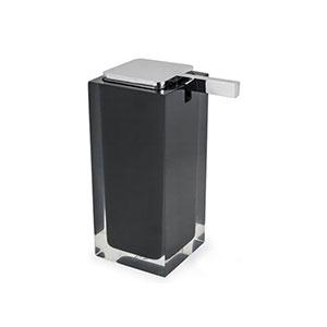 מיכל דיספנסר לסבון נוזלי, בנפח 020L, דגם W4505_אביזרי אמבטיה סדרות-336