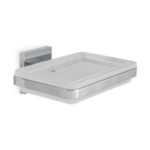 סבוניה מזכוכית לאמבטיה, דגם B3701_סדרת BASICQ-787