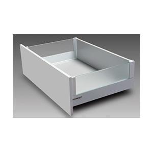 מגירה חיצונית עם דופן הגבהה מזכוכית, סדרה MOBILA_מגירות MOBILA למטבח ולריהוט-835