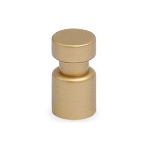 ידית כפתור מסוגננת, צינור, דגם WP785_ידיות כפתור-291