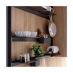 מערכת תלייה מודולרית למטבח, דגם DAMA_מערכות תלייה לכלי מטבח | פתרונות תלייה למטבח-301