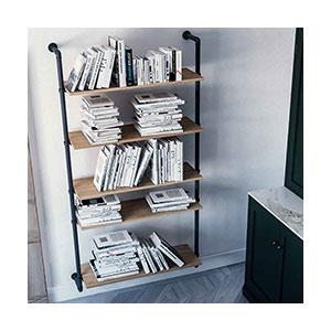 יחידת מדפים מודולרית למטבח, דגם PIPE_מערכות מידוף וספריות לבית-733