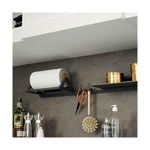 יחידת מדפים מודולרית למטבח, סדרה TRIGASLIM_מערכות תלייה לכלי מטבח | פתרונות תלייה למטבח-301