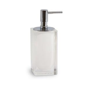 מיכל לסבון נוזלי, לבן, דגם IT20_סדרת SNOW-1243