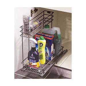 עגלה נשלפת להתקנה מתחת לכיור, דגם 840_מתקנים נשלפים למטבח-634
