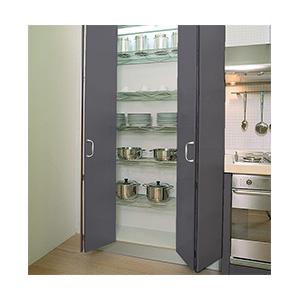 מנגנון לדלת הרמוניקה, דגם CONCERTINA DOORS_מנגנוני פתיחה לדלתות מטבח-1730