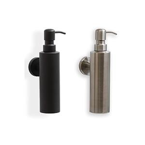 מיכל תלוי לסבון נוזלי עשוי נירוסטה, דגם RR20_דיספנסרים לסבון נוזלי-663