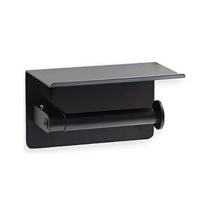 מחזיק משולב לנייר טואלט וטלפון נייד, עשוי נירוסטה, דגם  RR26_علاقات لورق التواليت-1271