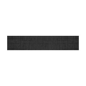 קנט PVC מקולקציית פשתן, כסוף כהה שטרייף 909_קנטים-872