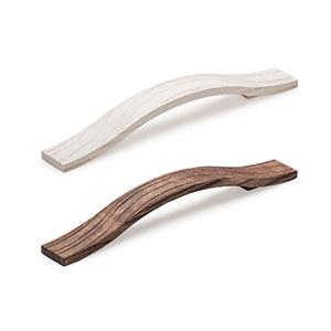 ידית עץ קשת, דגם 0165_ידיות לארונות ומטבחים-290