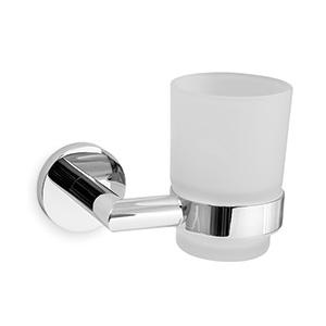 מחזיק כוס עם כוס, לתליה על קיר, לחדר האמבטיה, דגם SM22_כוסות לאמבט-342