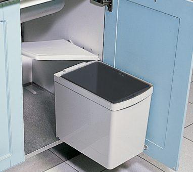 פח אשפה נשלף (16 ליטר) בהרכבה על הדלת, דגם 201_حاويات قمامة قابلة للسحب للمطبخ-1267